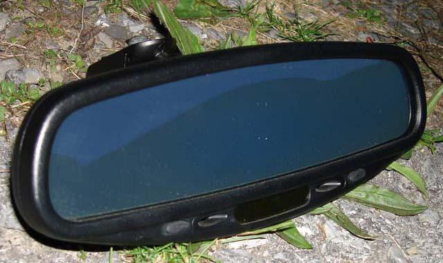 subaru outback auto dim mirror replacement