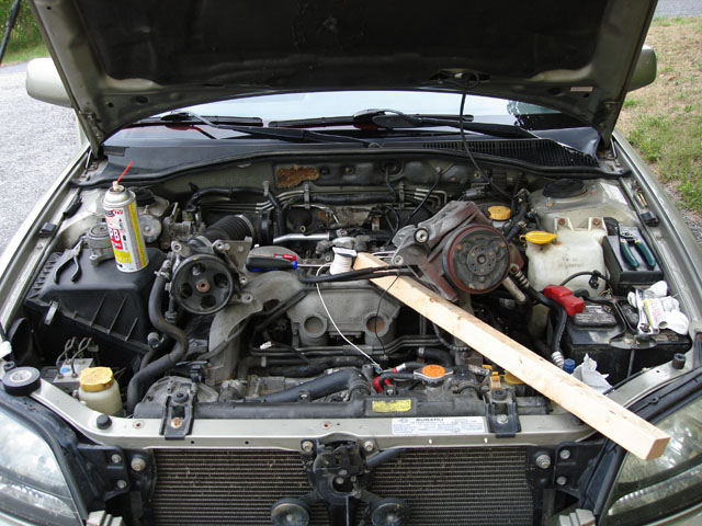 Engine Wire Harness Repair on spark plug covers, fan covers, wiring cable covers,